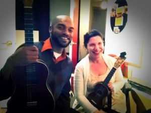 Ruby recording with Khari