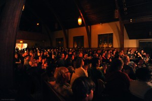 The Vancouver Ukulele Festival Concert was a sold out event at St James Hall!